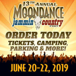 13th Annual Moondance Jammin Country Fest