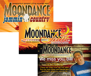 Moondance Flags - All Three
