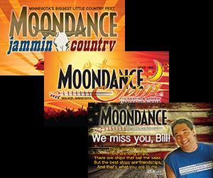 Moondance Flags - All Three