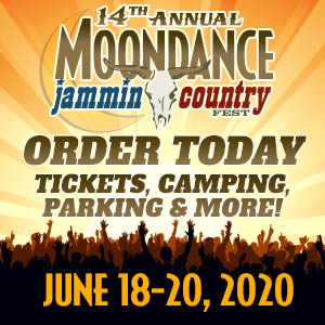 Moondance Jammin Country Fest Tickets, Camping & More!