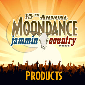 Moondance Jammin Country Fest Products